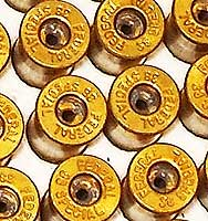 Fed 38 Special Brass