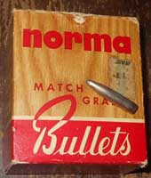 NORMA 6.5MM Bullets