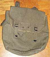 WW II Back Pack